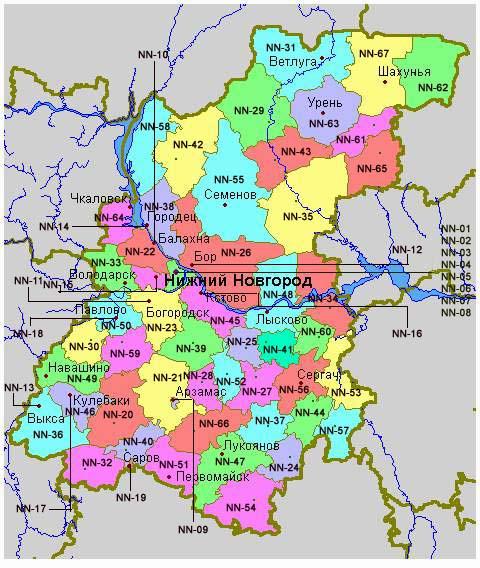 Novgorod Russia Map.Whkmla History Of Nizhny Novgorod Oblast