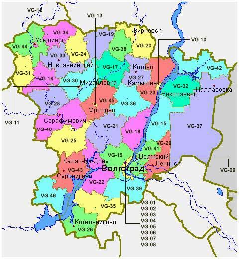 WHKMLA : History of Volgograd Oblast